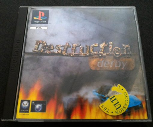 Destruction Derby PS1
