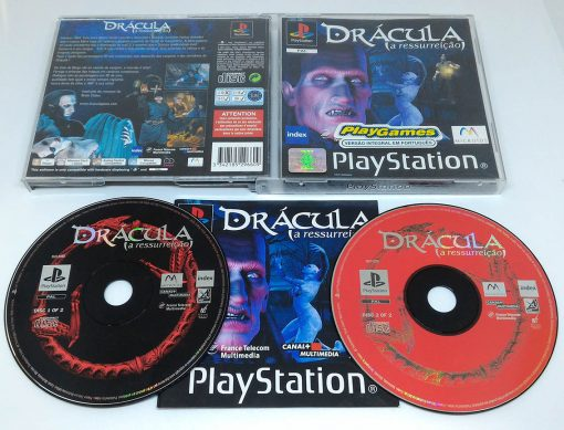 Dracula: A Ressurreição PS1