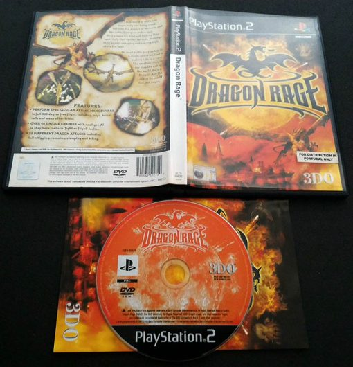 Dragon Rage PS2
