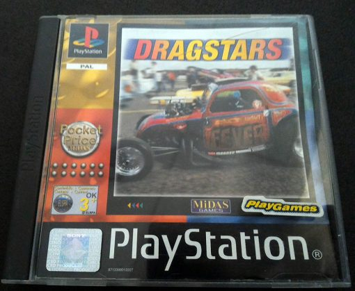 Dragstars PS1