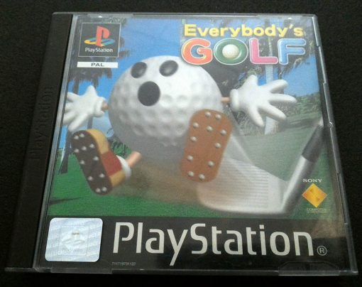 Everybody's Golf PS1