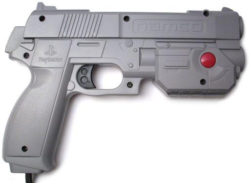 AcessórioUsado Playstation Pistola G-CON
