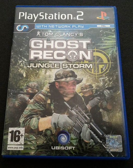 Ghost Recon: Jungle Storm PS2