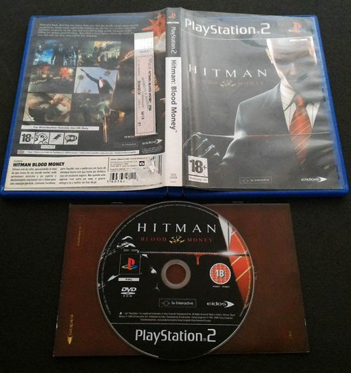 Hitman: Blood Money PS2