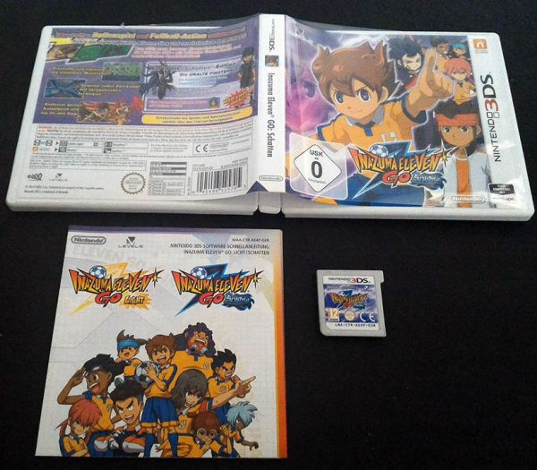 Inazuma Eleven GO Shadow G 3DS