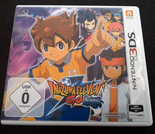 Inazuma Eleven GO Shadow G 3DS