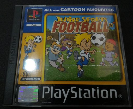 Junior Sports Football PS1