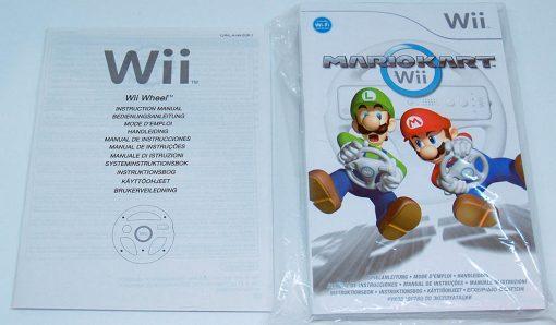 Mario Kart Wii + Wii Wheel WII
