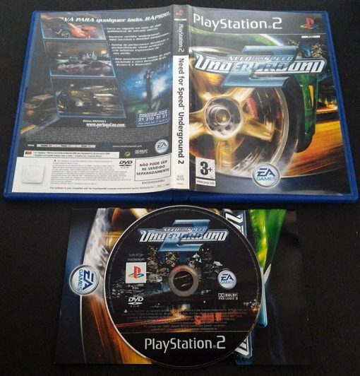 Need for Speed: Collector's Series PS2
