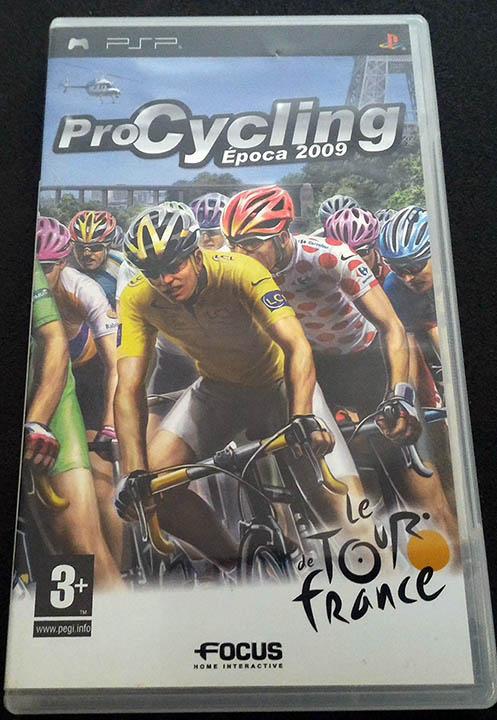 Pro Cycling 2009 PSP