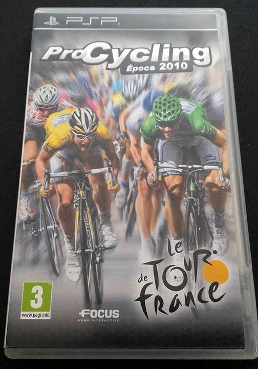 Pro Cycling 2010 PSP