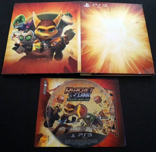 Ratchet & Clank: Todos Por Um - Edição Especial PS3