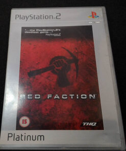 Red Faction PS2