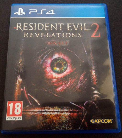 Resident Evil: Revelations 2 PS4