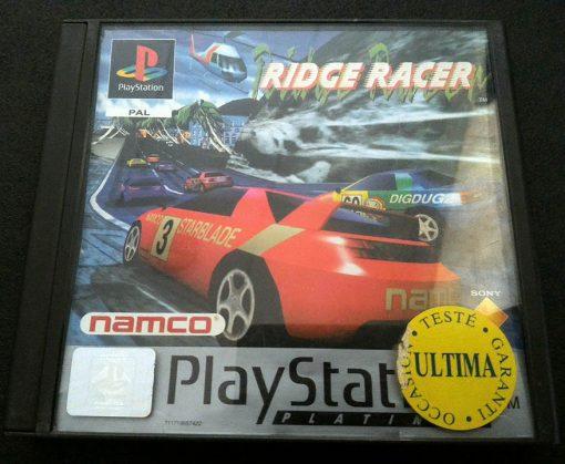 Ridge Racer PS1