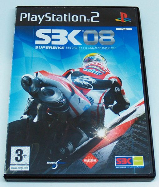 SBK 08 PS2