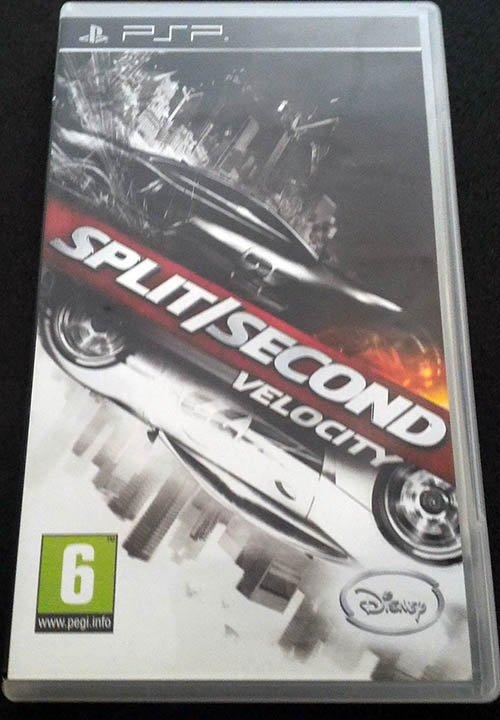Split/Second Velocity PSP