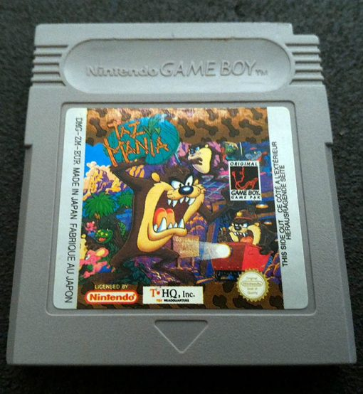 Taz-Mania GAME BOY