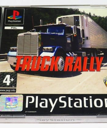 Truck Rally PS1