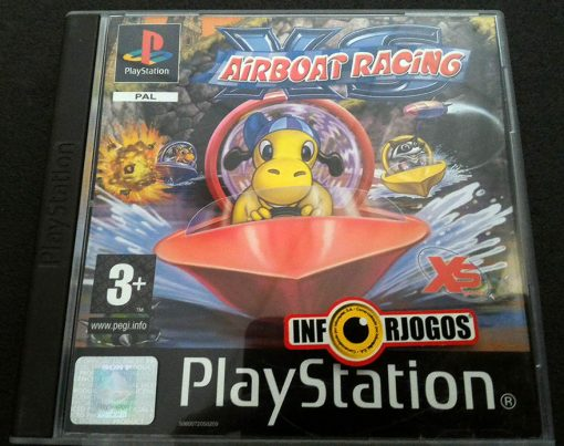 XS Airboat Racing PS1