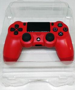 Acessório Usado PS4 Comando Dual Shock 4 Vermelho (2ª Geração)
