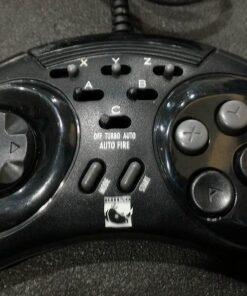 AcessórioUsado Mega Drive Comando Genérico 6 Botões
