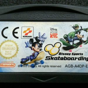 Disney Sports Skateboarding GAME BOY ADVANCE