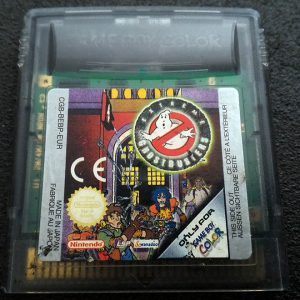 Extreme Ghostbusters GAME BOY COLOR