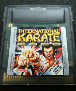 International Karate 2000 GAME BOY COLOR