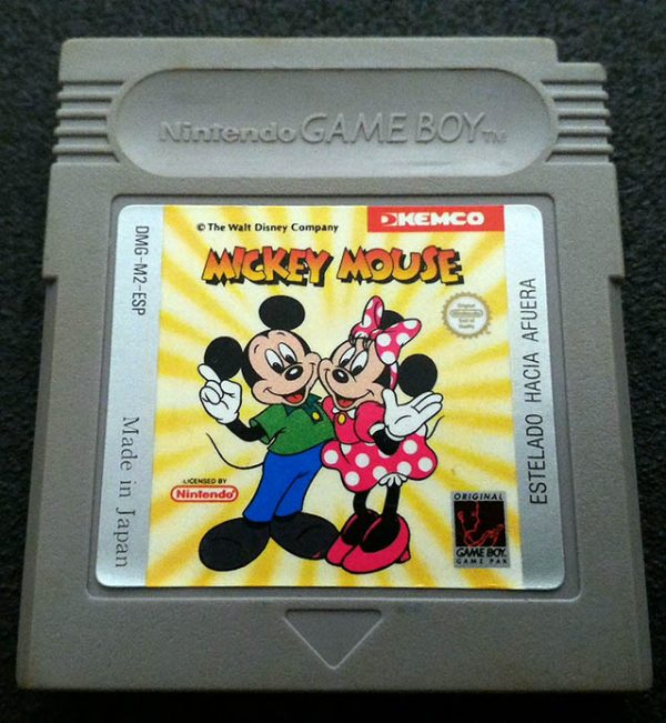 Mickey Mouse GAME BOY