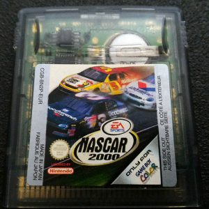 Nascar 2000 GAME BOY COLOR