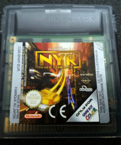 NYR: New York Race GAME BOY COLOR