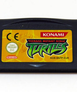 Teenage Mutant Ninja Turtles CART GAME BOY ADVANCE