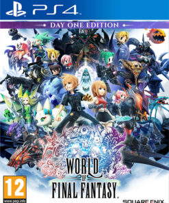 World of Final Fantasy PS4