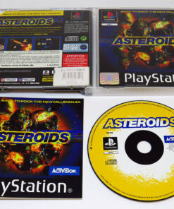 Asteroids PS1