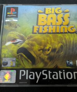 Big Bass Fishing PS1
