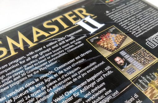Chessmaster II PS1