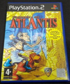 Empire of Atlantis PS2