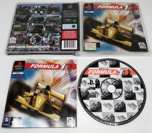 Formula One PS1