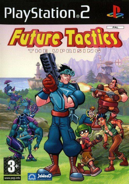 Future Tactics: The Uprising PS2