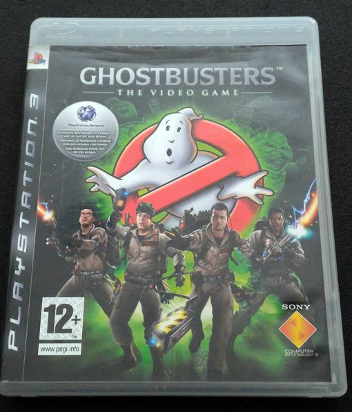 Ghostbusters: The Game PS3