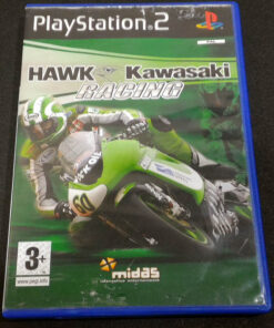 Hawk Kawasaki Racing PS2