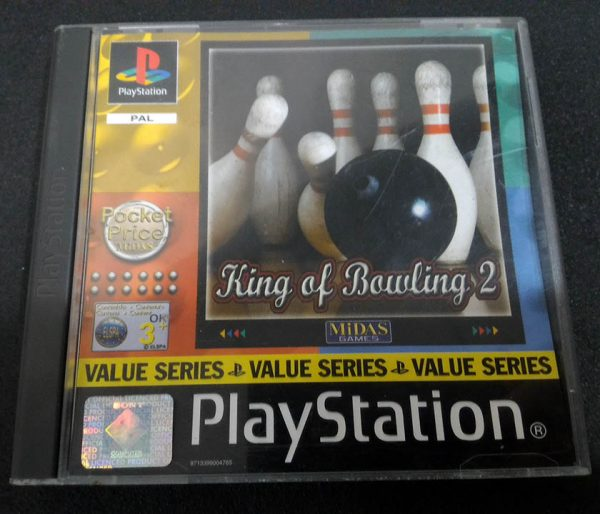 King of Bowling 2 PS1