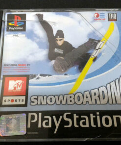 MTV Sports: Snowboarding PS1