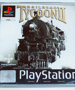 Railroad Tycoon II PS1