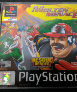 Rescue Heroes: Molten Menace PS1