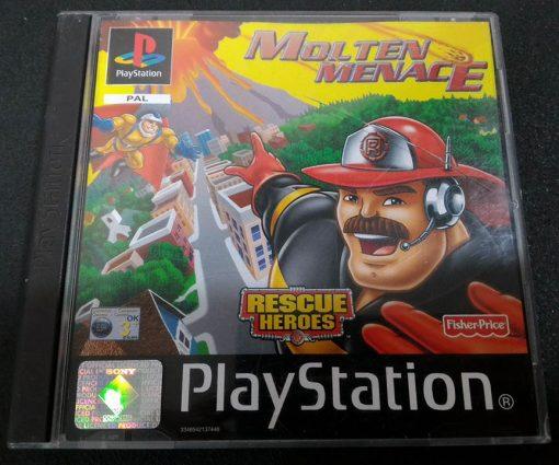 Rescue Heroes: Molten Menace PS1