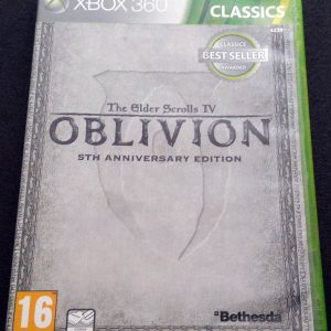 The Elder Scrolls IV: Oblivion - 5th Anniversary Edition X360