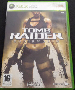 Tomb Raider: Underworld X360