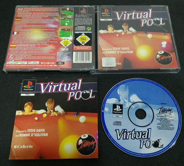 Virtual Pool PS1